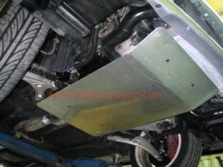 cubrecarter aluminio tipo 1-b